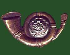 Kings Own Yorkshire Light Infantry Cap Badge. | Wikipedia