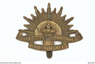 Australian Infantry Force Badge | Australion War Memorial