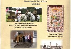 May Weekend 1st World War Centenary Events