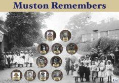 Muston 1st World War Flower Festival @ St John The Baptist Church