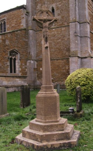 Muston War Memorial St John the Baptist Church Yard | BCHG DM