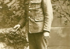 Pte Isaac Johnson, Royal Engineers