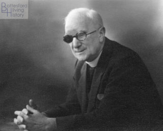 Reverend Andrew Nugee, in later life | Courtesy of Julian Walker