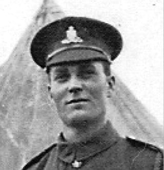 William Henry Coy, Gunner,