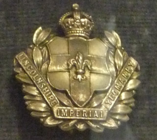 Lincolnshire Imperial Yeomanry cap badge | Wikipedia