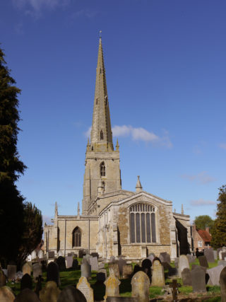 St Mary the Virgin, Bottesford - a historic tour | Copyright Neil Fortey 2012