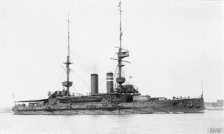 HMS Prince of Wales in 1912 | Wikipedia, Public Domain image