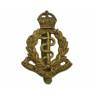 RAMC cap badge