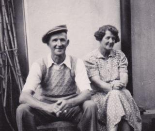 Norman and Doris Dawson. | By Courtesy of Mr Ian McCraight