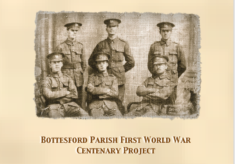 Lest We Forget: Bottesford & Muston in the Great War