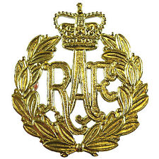 RAF cap badge, believed to be of WW1 type. | Bottesford Heritage Archive