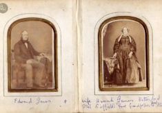 Edward and Hannah James, and their descendents
