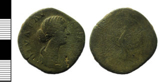 Roman Coins from Leicestershire: the Terrible Tales They Tell