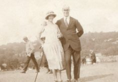 Ernie & Nellie Pinfold – Relatives they lost in the Great War