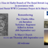 Remembering Pte. Charles Alliss