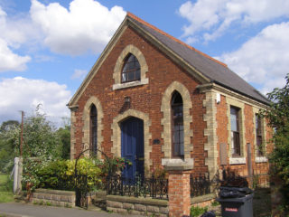 Muston Methodist Chapel, now a private residence. | Copyright Neil Fortey