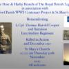 Remembering L.Cpl. Thomas Harold Cooper