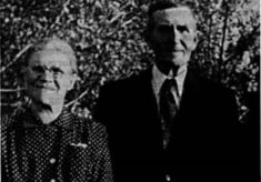 Joseph Parnham Calcraft and his family