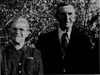 Joseph and Emma Calcraft, Indian Head, Qu'Appelle, Saskatchewan