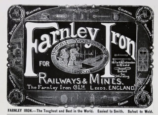 Farnley Iron Works Advert 1911 | Grace's Guide to British Industrial History