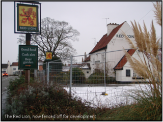 Farewell to the Red Lion?