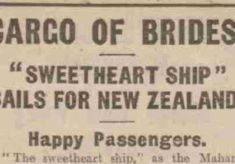 Sallie Calcraft – A Sweetheart in New Zealand