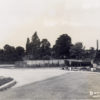 Postcard of the new junction of Easthorpe Lane with the new Grantham Road.