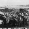 Bottesford Angling Club at Easthorpe Bridge, 1928.