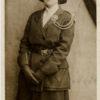 Margaret Barrett, daughter of the Rector of Muston in WW1