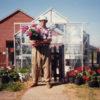Chip Sutton, school gardener