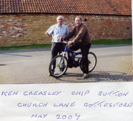 Chip Sutton and Ken Greasley, 2007
