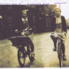 Cycling through Bottesford in the 1940s
