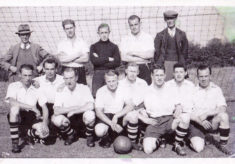 Bottesford football club team, early 1950s