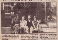 Bottesford friends in the 1930s