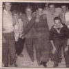 Bottesford lads skating night out in the 1960s