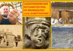 Festival of Archaeology 2018 events in Bottesford