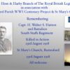 Remembering Capt. H. Walter S. Hatton, 2nd Bn., South Staffs., Regiment