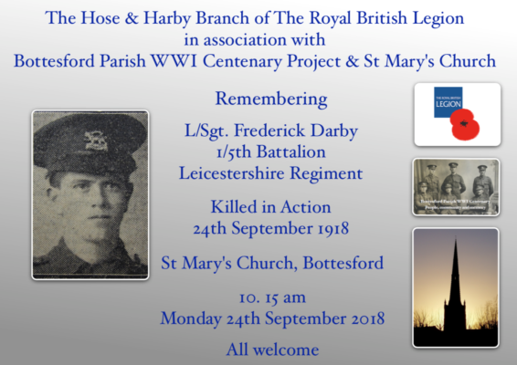 L/Sgt Fred Darby