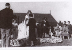 Bottesford May Queen pageant, 1951