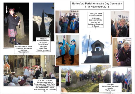 Bottesford Parish Centenary 2