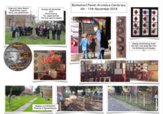 Bottesford Parish Armistice Centenary Events