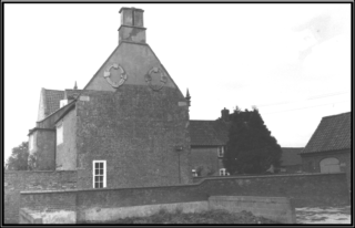 Hospital Farm (also known as Manor Farm), Muston. | Bottesford Local History Archive
