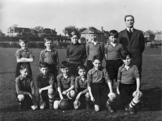 Bottesford juniors football team | Mrs Anne Hewitt, Bottesford Local History Archive
