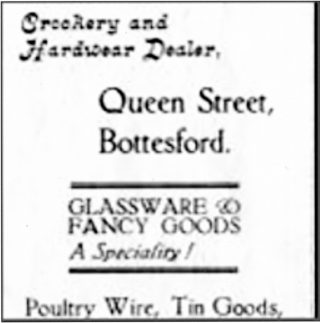 Not Forgetting - Chapter 3, part 3: Queen Street and Chapel Street | Bottesford Local History Archive