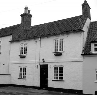 4 Queen Street, the former Marquis of Granby public house. | Bottesford Local History Archive