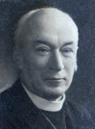 Canon Alfred Blackmore. | Bottesford Local History Archive