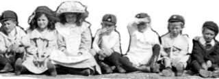 Bottesford children, c.1911. | Bottesford Local History Archive