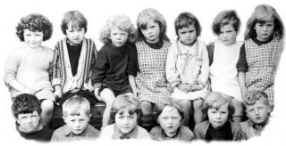 Bottesford Junior School children, 1930s. | Bottesford Local History Archive