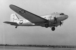 A Douglas C47