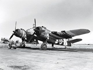 A Bristol Beaufighter. | Wikipedia Commons Licence